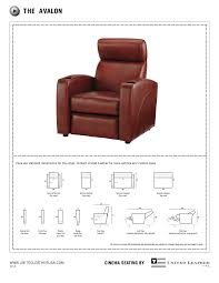 home theater dimensions home theater seating u2013 bespoke leather seating