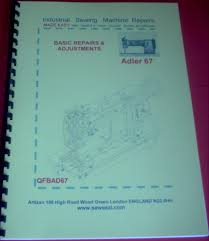 adler sewing machine courses manuals and instructions