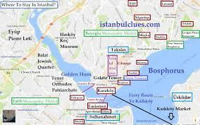 best tourist map of tourist maps of istanbul turkey free 2018 best world map