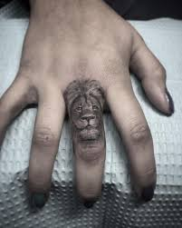 finger tattoo lioness lion finger tattoo designs ideas and meaning tattoos for you