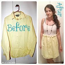 men u0027s shirt remodel a monthly craft challenge craft monthly