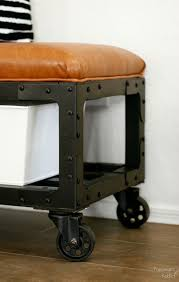 Industrial Style Bench Best 25 Industrial Bench Ideas On Pinterest Diy Industrial