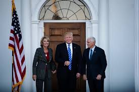 State Of The Union Cabinet Member Not Attending Trump Diversifies Cabinet Picks Nikki Haley And Betsy Devos The