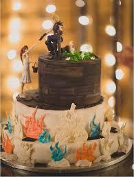 cake designs 45 creative wedding cake designs you don t see often hongkiat