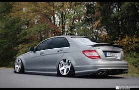 mercedes c63 amg alloys bagged mercedes w204 c63 amg stancenation accuair rotiform