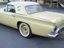 Barn Fresh Cars Sell Used 1957 T Bird U002757 Ford Thunderbird California Car Needs