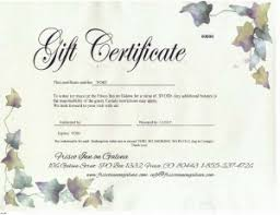 hotel gift certificates frisco co hotels gift certificates frisco inn on galena
