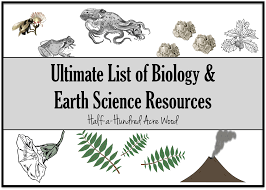 biology u0026 earth science resources half a hundred acre wood
