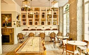 the hottest new madrid restaurants travel leisure