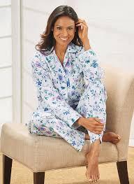 cozy flannel pajamas amerimark catalog shopping for