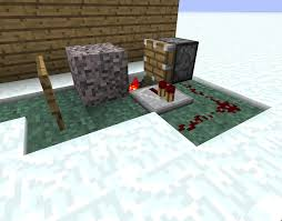 Farm Blueprints Semi Automatic Tree Farm Using Pistons Redstone Discussion And