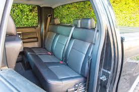 Used Ford F350 Truck Seats - katzkin leather seat install