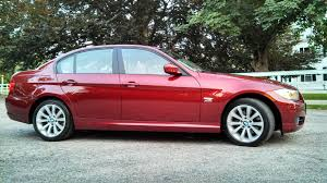 red bmw found 2011 bmw e90 in vermillion red whee punderings