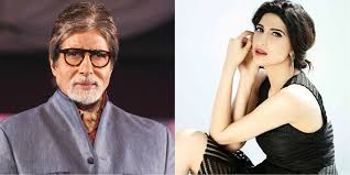 amitabh bachchan is all praises for his co star aahana kumra