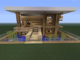 best ideas about minecraft modern house blueprints on pictures