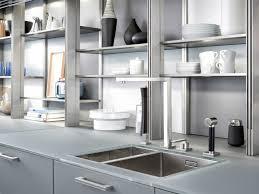 leicht kitchen cabinets contemporary leicht kitchen features cabinet shutters
