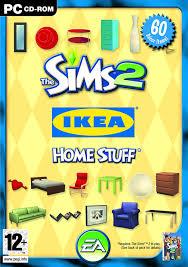 the sims 2 ikea home stuff pc cd amazon co uk pc u0026 video games
