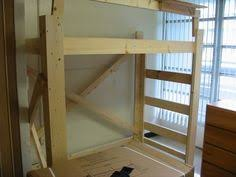 Free Plans For Twin Size Loft Bed by Building Plans For A Mid Height Loft Bed Find House Plans