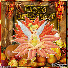 orange happy thanksgiving tinkerbell alwaysanangel69 tink
