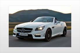 2014 mercedes benz slk class information and photos zombiedrive