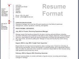 download proper format of a resume haadyaooverbayresort com