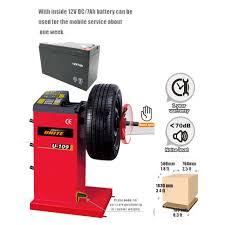 Motorcycle Tire Machine And Balancer Wheel Balancer U 109 Tire Balancer Wheel Balancers And Wheel