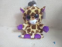 aliexpress buy ty beanie boos big eyes fox giraffe