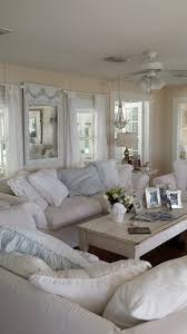 White Shabby Chic Bedroom by Best 20 Shabby Chic Living Room Ideas On Pinterest Wall Clock