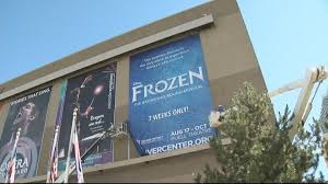 home theater denver more tickets released for the frozen musical cbs denver