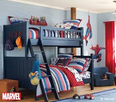spider man sheet set pottery barn kids