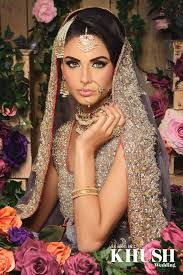 flawless bridal hair and makeup by reshma make up artist london based asian wedding