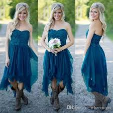 cheap teal bridesmaid dresses the 25 best country bridesmaid dresses ideas on