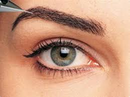 semi permanent make up treatment eyebrows