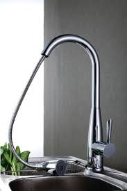 kitchen sink faucet with sprayer faucet sprayer attachment view 1