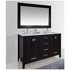 60 In Bathroom Vanity Double Sink Double Sink Bathroom Vanities Cabinets And Storage Lamps Plus