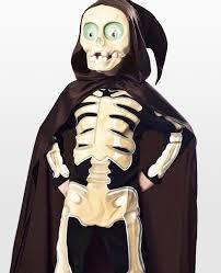 Boys Skeleton Halloween Costume Halloween Costumes Kids 2017