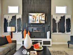 Tv Accent Wall by Spectacular Accent Wall Ideas For Living Room Living Room Gray And