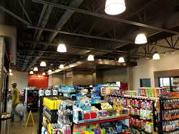 Oklahoma travel supermarket images Choctaw travel plaza in stigler ok ampco electric inc jpg