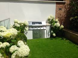 the outdoor kitchen london garden design
