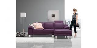 canape violet canapé d angle en 100 cuir italien shaki
