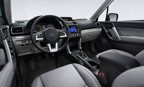 white subaru forester interior 2018 subaru forester specs colors and trims and more