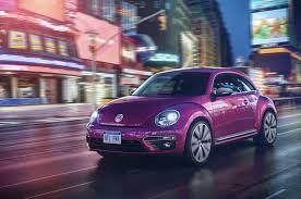 van volkswagen pink volkswagen reveals four new beetle concepts at 2015 new york auto show