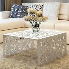 Aluminum Coffee Tables Aluminum Coffee Tables Ebay