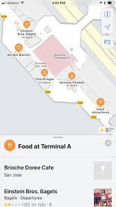 the 7 best new features for maps in ios 11 for iphone ios apple has started mall directions in eight us cities boston chicago los angeles new york philadelphia san francisco san jose and washington