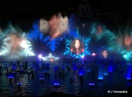 world of color season of light world of color winter dreams debuts salute to all things disney