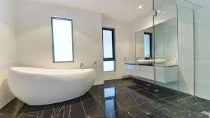 bathroom exotic bathroom decoration ideas with oval white gloss