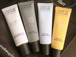 make up for ever step 1 skin equalizer u2013 review
