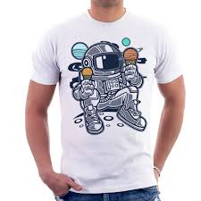 checkout our hilariously cool and funky astronaut ice cream t