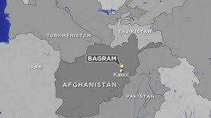 Kabul Map 6 Nato Troops Killed In Attack Near Bagram Airfield In