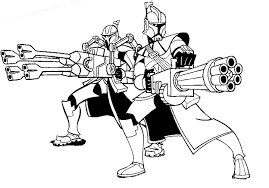 Clone Wars Coloring Pages 15 Coloringpagehub Wars Clone Coloring Pages